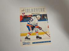 2012/13 Classics Signatures #3 MIKE BOSSY New York Islanders 12/13 No Auto