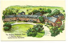 GAITHERSBURG MD Asbury Methodist Home Rolling Acres Vtg