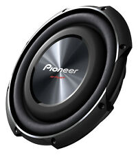 "Pioneer TS-SW2502S4 10"" Shallow Mount Subwoofer 1200W Max New TSSW2502S4"