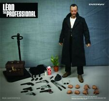 Enterbay LEON the professional Real masterpiece 1/6 scale Action Figure uk selle