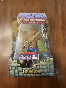 MOTU Classics Galactic Protector He-Man New Adventures Masters Of The Universe