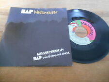 "7"" Rock BAP - Kristallnaach / Wellenreiter (2 Song) EMI ELECTROLA MUSIKANT"