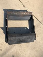 MG Midget - 1500 Engine Radiator Shroud Surround Bracket