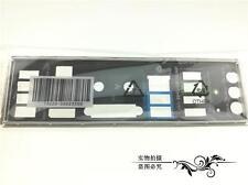 Original ASUS I/O IO SHIELD BRACKET P8Z77-I DELUXE / P8Z77-I DELUXE/WD #G118 XH