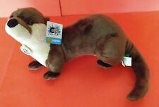 Nice Realistic Plush Otter by Wild Republic