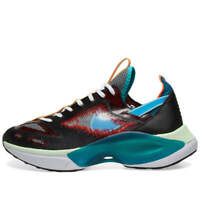 NIKE N110 D/MS/X FLYKNIT - BLACK / BLUE / RED / WHITE - AT5405 001 - UK 9, 10