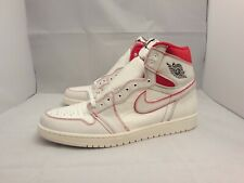 Nike Air Jordan 1 Retro Phantom Gym Red Sneakers 555088-160 Men's Size 15