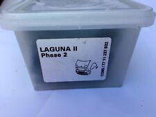 Genuine New Renault Laguna II Front Bumper Repair Kit 7711237932