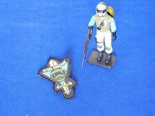 G.I. Joe ARAH: Steel brigade (version E) with patch