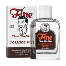 Fine Classic After Shave L`Orange Noir 100ml 3.3oz