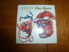 YELLO - THE RACE  ( CD SINGLE )
