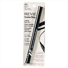Revlon ColorStay Liquid Eye Pen- 001 Blackest Black-New Sealed-Long Last-No Mess