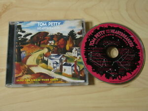 Tom Petty and the Heartbreakers Into the Great White Open Album CD 1991
