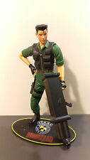 Resident Evil Biohazard Chris Redfield Moby Dick Action Figure 7""