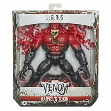 FREE SHIPPING! Spider-Man Marvel Legends Series 6-Inch TOXIN AF Exclusive HASBRO