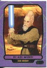 Star Wars Galactic Files 2 Base Card #427 Ki-Adi-Mundi