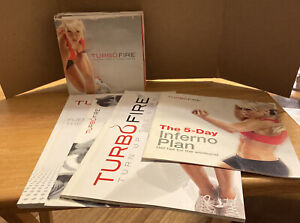 turbo fire intense cardio conditioning (11) DVD Fitness Workout Chalean Johnson