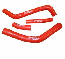 Yz450f Yz 450f Radiator Hose Kit Pro Factory Hoses Red 2014-2017