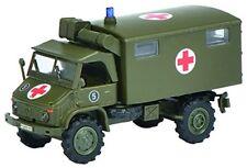 Schuco 452625100 - Unimog S404 Sanka BW 1 87