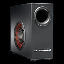 Cerwin Vega XD8s Active Subwoofer Monitor System