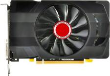 XFX - AMD Radeon RX 560 4GB GDDR5 PCI Express 3.0 Graphics Card - Black