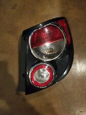 2013 Chevy Sonic Tail Lamp Light Hatchback Right