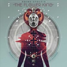 "Roine Stolt's The Flower King ‎""Manifesto Of An Alchemist"" [transpa red 2LP+CD]"
