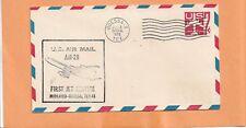 US # C60 FIRST FLIGHT AM 29 ODESSA TEX / ALBUQUERQUE N MEX JUL 13,1962 J927W