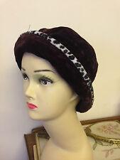 Original Fedora/Trilby Vintage Hats for Women