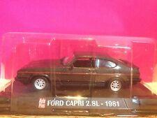 AUTO PLUS SUPERBE FORD CAPRI 2.8L 1981 1/43 NEUF SOUS BLISTER L9