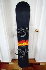 Joyride Snowboard Size 153 Cm With Large Lamar Bindings