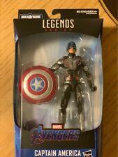 "Marvel Legends Thanos Build-A-Figure BAF Series Captain America 6"" Action Figure"