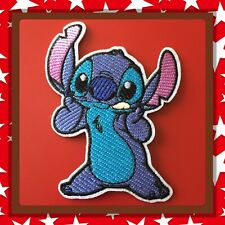 🇨🇦 LILO & Stitch  Embroidered Patch Sew On/stick On Cloth/new🇨🇦