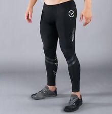 Virus Mens SMALL Compression Pants Elite Series Bioceramic AU10 Training Lifting