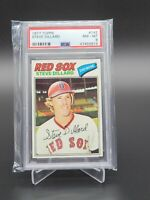 1977 Topps Steve Dillard Rookie #142 PSA Graded 8 NM-Mint RC