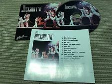 JACKSON FIVE 5 - MICHAEL JACKSON CD EXPERIENCE 96 PICTURE DISC HOLLAND FUNK