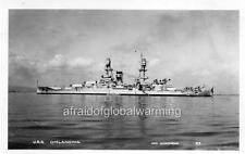Photo 1932 Ship USS Oklahoma