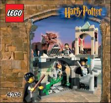LEGO 4706 - HARRY POTTER - FORBIDDEN CORRIDOR - 2001 - NO BOX