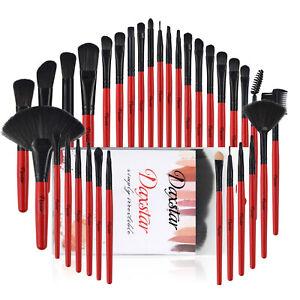Makeup Brushes Set Powder Foundation Eyebrows Face Lip Brush 32Pcs Kabuki Brush