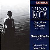 Nino Rota - Rota: Two Piano Concertos (1998)