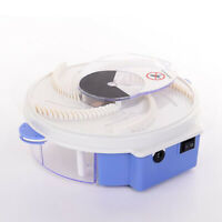 Electric Fly Insect Catcher Killer Flies Trap Device USB Cable Trapping Rotated