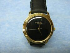 Men's FOSSIL Water Resistant Watch w/ New Battery