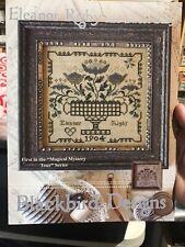Cross Stitch Pattern Blackbird Designs OOP Eleanor Rigby Magical Mystery Tour