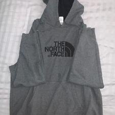 Sudadera con Capucha para Hombre The North Face XXL, Gris Y Negro
