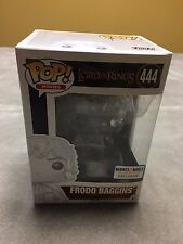 Funko POP Lord Of The Rings INVISIBLE FRODO BAGGINS Barnes & Noble Exclusive
