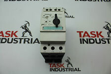 Siemens Sirius 3RV1431-4DA10 G/080509 E05 3 Pole Circuit Breaker