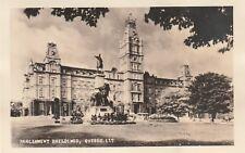 "*Canada Postcard-""The Parliament Buildng, Quebec."""