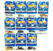 Hot Wheels 2000 First Editions (Lot of 11)