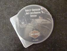 2013 Harley Davidson Anti-Lock Braking System DVD