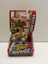 WWE Rumblers Rampage Power Punch Wrestler John Cena New Boxed Figure Rare 2012